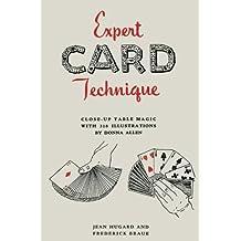 Expert Card Technique: Close-Up Table Magic