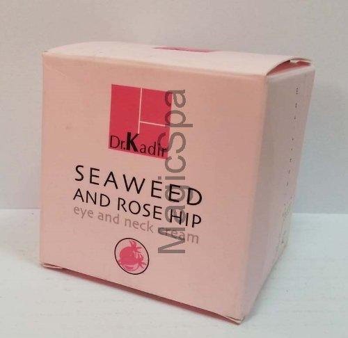Dr. Kadir Seaweed and Rose Hip Eye & Neck Cream 30ml by Dr. Kadir