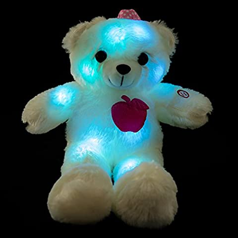 Wewill Marque Adorable LED Light Up Peluche