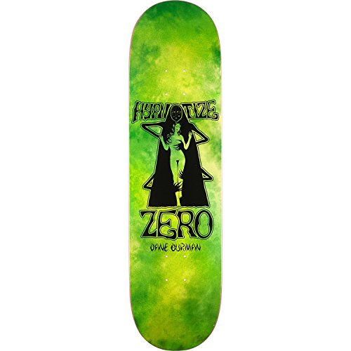 Zero Skateboards Hypnotize Dane Burman Skateboard Deck–21,6x 82cm