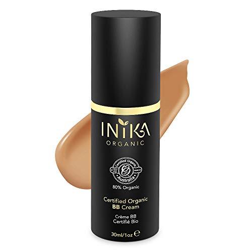 INIKA Certified Organic BB Cream, Honey -
