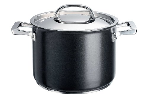 Circulon Infinite Hard Anodised 24 cm Stockpot - Black