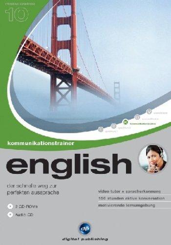 Interaktive Sprachreise V10: Kommunikationstrainer English