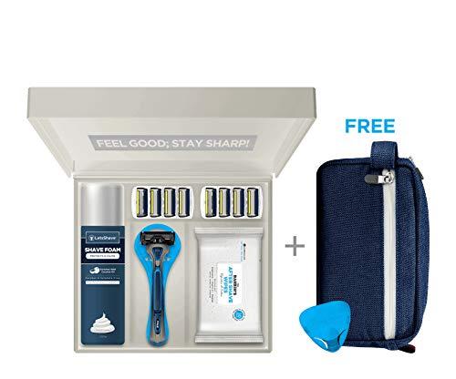 Dorco LetsShave Pace 6 Pro Premium Gift Set