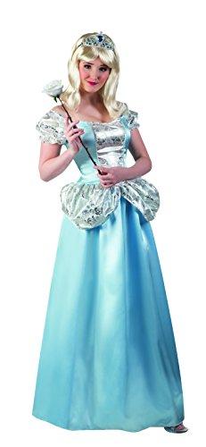 Kostüm Französischen Adel - Boland 83592 - Erwachsenen Kostüm Prinzessin Maribel, Größe 36/38, Mehrfarbig