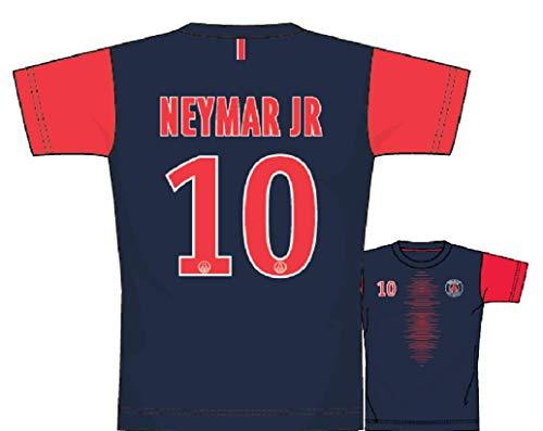 f285d10d39453b PSG T-Shirt Neymar JR Maglia Ufficiale Uomo Adulto Bambino Maglietta Paris  Saint Germain (