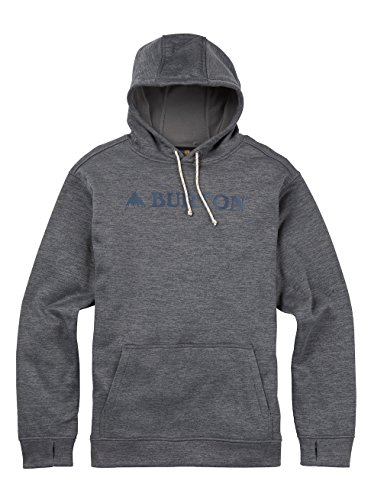 Burton Herren Oak Pullover Hoodie Shade Heather