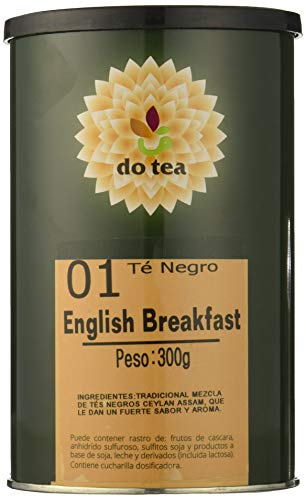 Do Tea English Breakfast Té Negro - 300 gr