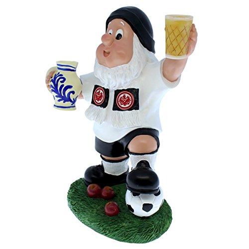 Eintracht Frankfurt Gartenzwerg 'Appelwoi' - 2
