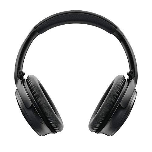Bose ® QuietComfort 35 Wireless Kopfhörer II (mit Amazon Alexa), schwarz - 5