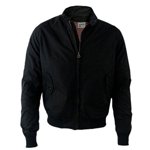 77f16ecb26e Buy Mens Schott NYC Style CABL12 Black Festival Jacket at Love Jackets