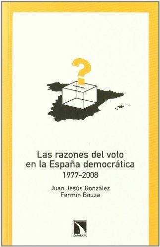 Razones Del Voto En La Espaムa Dem (Mayor)