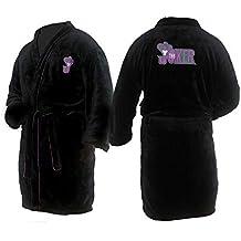 u-wear Mens Joker Bathrobe Bata de baño