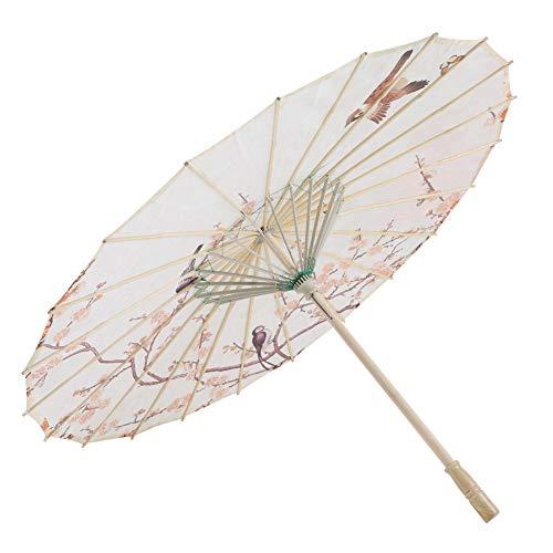 Paper Umbrella Ombrello di Carta Spaventoso mercoled/ì Costume Parrucca e Calze Accessori Set Nero