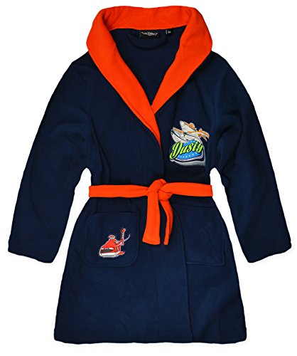 Disney - Robe de chambre - Peignoir - Manches Longues - Femme Bleu - Bleu marine