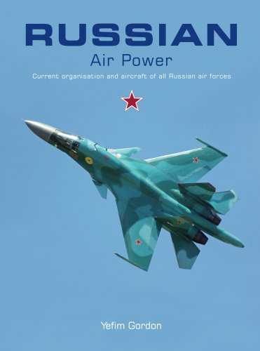 Russian Air Power - Current Organisation and Aircraft of All Russian Air Forces