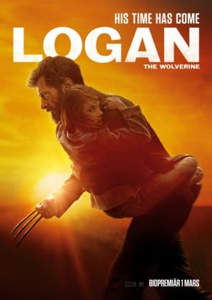 LOGAN - Hugh Jackman – Swedish Imported Movie Wall Poster Print - 30CM X 43CM Brand New Wolverine