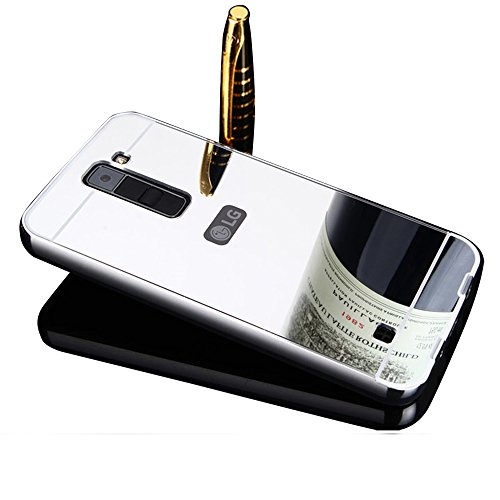 for-lg-k8-mirror-case-reflective-effectvandot-exclusive-design-luxury-aluminum-metal-cell-phone-bump