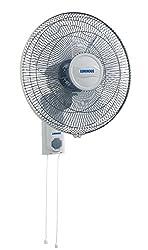 Luminous Fanfare 400mm Wall Fan (White)