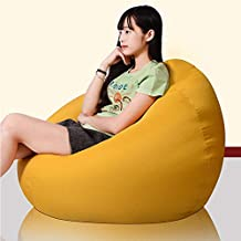 ZTXY Designer Recliner Gaming Bean Bag Exterior Beanbag Chair Great For Gaming Chair Lazy Sofá Bean