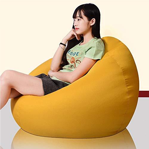 QSBY Designer Recliner Gaming Sitzsack im Freien Sitzsack Ideal für Gaming Stuhl Faule Couch...