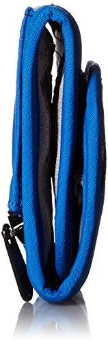 Pacsafe V125Polyurethan schwarz blau