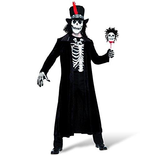 Voodoo Man Kostüm-Preis für 1 Stück