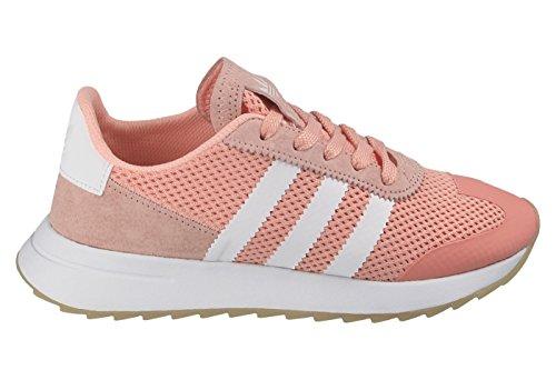 Adidas FLASHBACK W, Hazcore/FTWWHT/HAZCORE/BRUCORE/FTWWBLA/BRUCORE, Farbe Rosa,Größe 36 2/3 EU