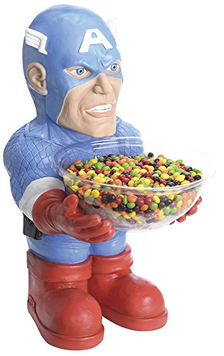 Rubie's 335673 - Captain America Candy Bowl
