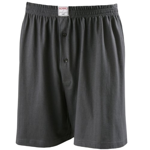 ADAMO 3er Pack Boxershort JAMES große Größe 20-8XL, Größe:7XL;Farbe:Grau (Boxer Retail-männer)