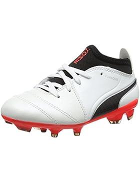 Puma One 17.3 FG Jr, Zapatillas de Fútbol Unisex niños