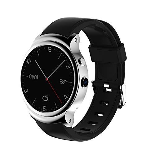 Omiky I3 Automatic Induction Screen 3G SIM-Karte SmartWatch Phone Pulsmesser I3 1,56 Zoll Vollkreis Android Smart Watch 6580 Quad Core 1G + 16G großen Speicher transflective Halbbildschirm