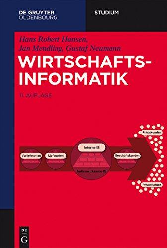 Wirtschaftsinformatik (De Gruyter Studium)