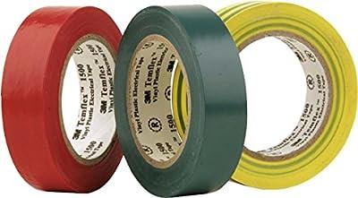 3M Deutschland Elektroisolierband TemFlex 1500 15x10gn 15mm x10m gn Klebeband 4001895959455 von 3M Deutschland auf Lampenhans.de