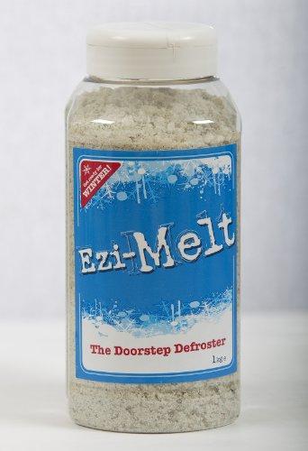 Ezi-Melt 1kg White De-icing Salt