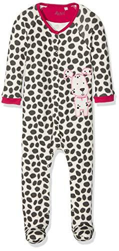Sigikid Mädchen Overall, Baby Schlafstrampler, (Mehrfarbig M) M, 74