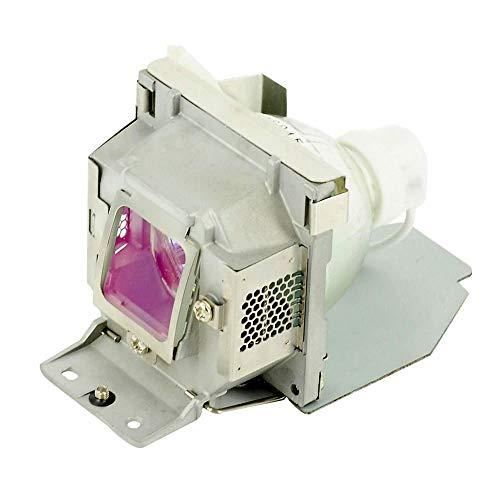 Molgoc 5J.J0A05.001 Projektor-Ersatzlampe mit Gehäuse, kompatibel mit BenQ MP515/MP515P/MP515ST/MP525/MP526/MP576