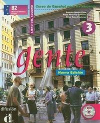 Gente 3 - Nuevo Edicion par Difusion