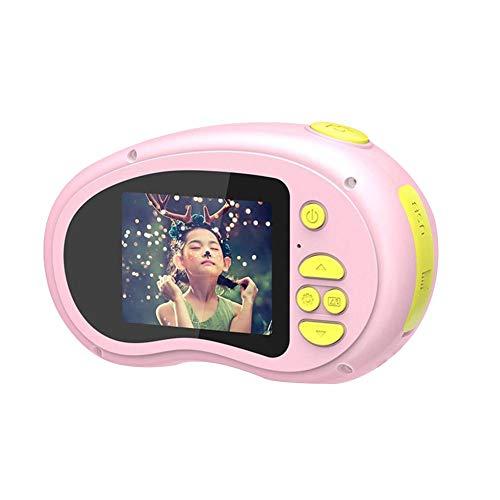 advancethy Kind Kamera, Kinder HD Digitalkamera Spielzeug Stoßfest Kamera Silikon Soft Cover Fotografie Mini SLR Cartoon Kamera Art Kamera Slr-cover