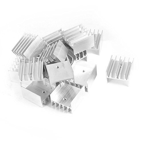 15-x-argent-ton-aluminium-25mmx24mmx16mm-dissipateur-de-chaleur-refroidissement-refroidisseur-ailett