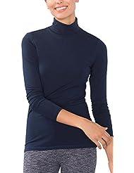 Esprit 086ee1k009, T-Shirt à Manches Longues Femme