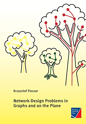Network-Design Problems in Graphs and on the Plane