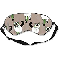 Natural Silk Eyes Mask Sleep Funny Cats Blindfold Eyeshade with Adjustable for Travel,Nap,Meditation,Sleeping,... preisvergleich bei billige-tabletten.eu