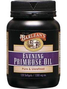 Barlean's Organic Oils - Evening Primrose Oil, 1300 mg, 120 softgels by Barlean's