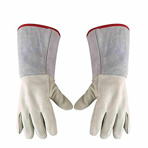 Schutzhandschuhe Beständigkeit gegen niedrige Temperatur von flüssigem Stickstoff eiskalten Füllstationen tragen kalt wasserdichte Handschuhe Arbeit Frostschutzmittel , 45cm