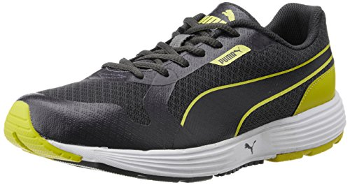 97b31e6dd9f5a0 Puma 18890803 Men S Future Runner Dp Periscope And Sulphur Spring Mesh  Running Shoes 8 Uk- Price in India