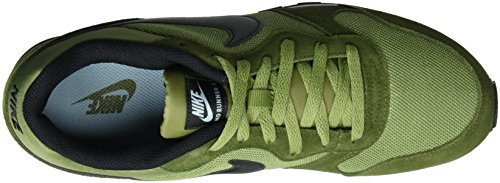 Nike 749794, Sneakers Basses Homme Multicolore (Legion Green / Black / Palm Green / Mica Blue)