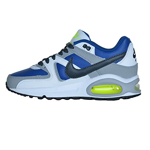 Nike Air Max Command (Gs) Calzatura Blu