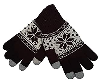Apparel Accessories Touch Screen Gloves Iphone Ipad Unisex Winter Smart Mobile Phone Xmas Gift
