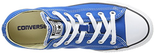 Converse, All Star OX Canvas Seasonal, Sneaker, Unisex - adulto Larkspur